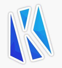 KryptonDesigns Logo Sticker