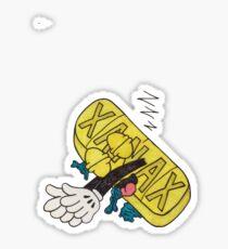Schlafen Xanax Bar Sticker