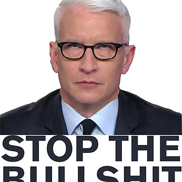 Anderson Cooper Eye Roll  by respublica