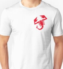Abarth scorpion (red) T-Shirt