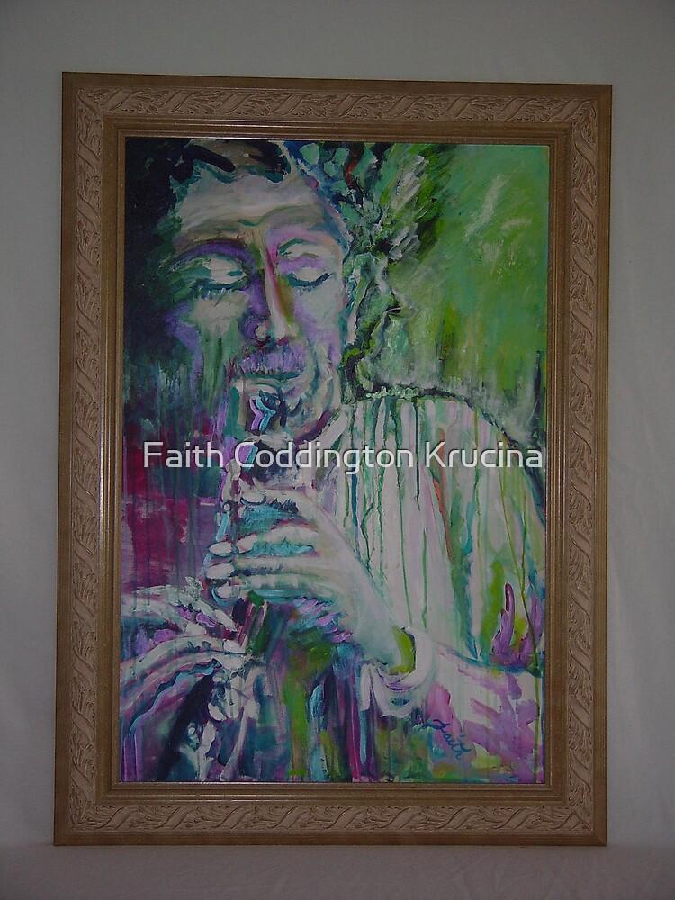 Pee Wee Russel by Faith Coddington Krucina