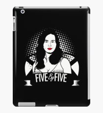 Five by Five Baby iPad Case/Skin