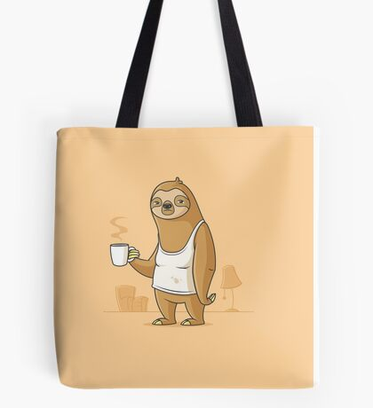 Monday Morning Depresso Tote Bag