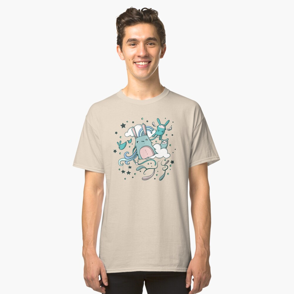 little dreams Classic T-Shirt Front