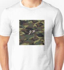 Jake Paul Green Camo Unisex T-Shirt