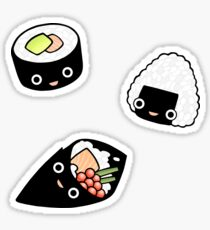 Simply Sushi  Sticker
