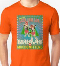 Lucha Libre Gato T-Shirt