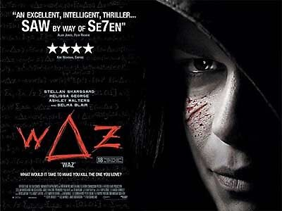 wAz Movie Poster by carls143