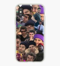 Ethan Klein h3h3 Collage iPhone Case