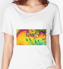 Colour mashup Women's Relaxed Fit T-Shirt