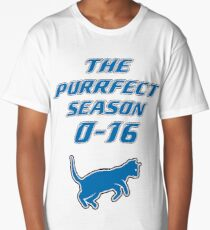 Motor City Kitties Perfect Season Long T-Shirt