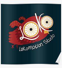 Lokomotion Studio  Poster