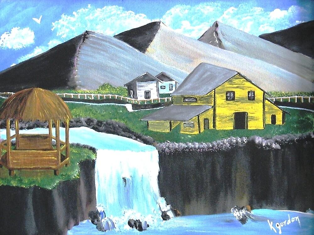 Oko's Sugar Plantation............ by WhiteDove Studio kj gordon