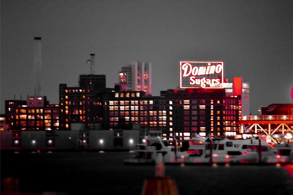 Domino Sugar by Jay-J