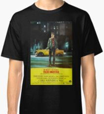 Taxi Driver Movie Poster Classic T-Shirt