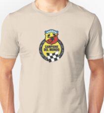 Abarth campione del mondo Unisex T-Shirt