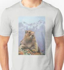 Olympic Marmot Unisex T-Shirt