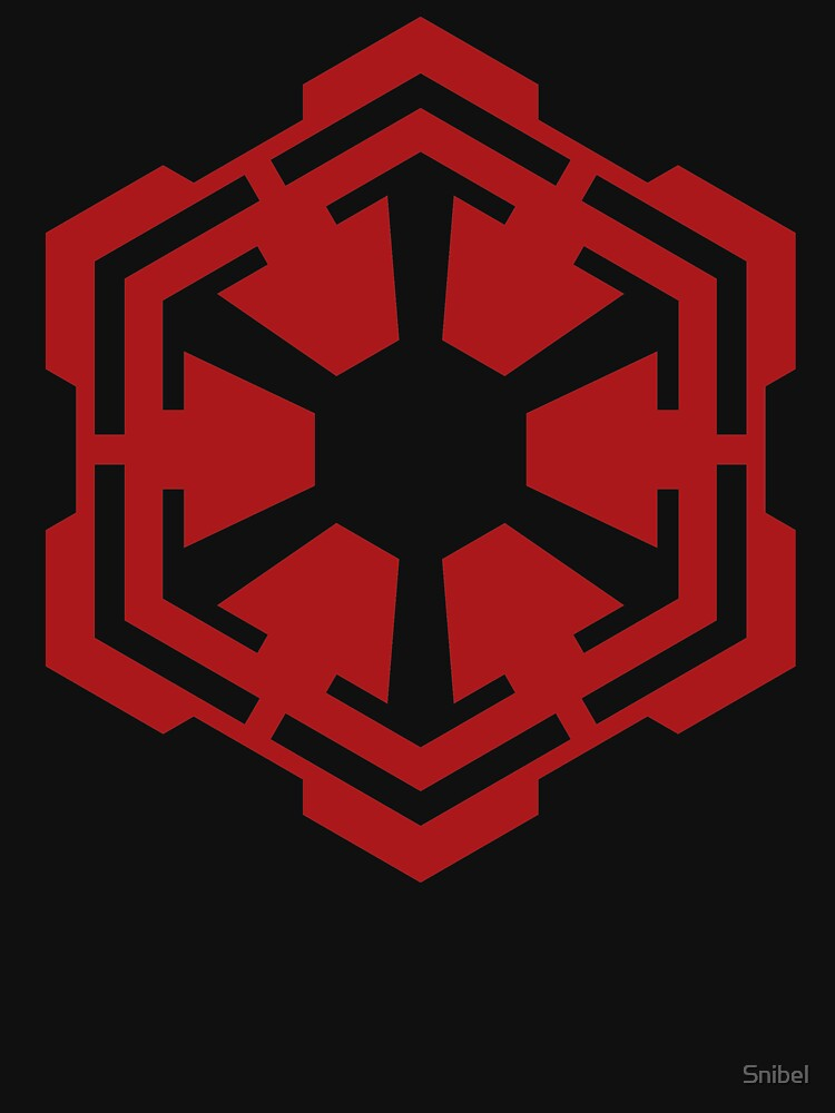 Sith Empire Emblem Unisex T Shirt By Snibel Redbubble