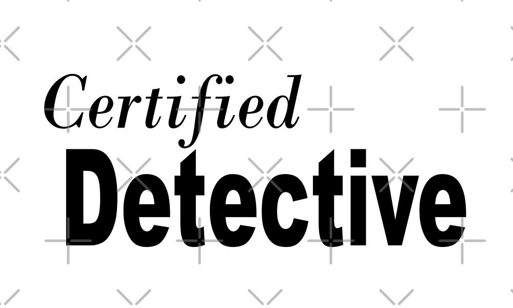 Detective by greatshirts