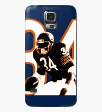 WALTER PAYTON Case/Skin for Samsung Galaxy