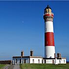 Buchan Ness Lighthouse Scotland by youmeus