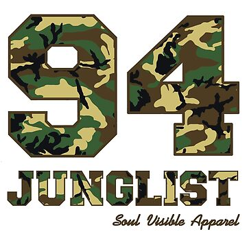 94 Junglist Camo by SoulVisible