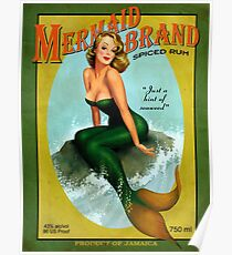 Mermaid of Jamaica Poster