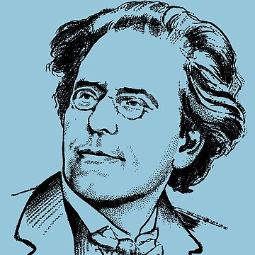 Gustav Mahler by IMPACTEES