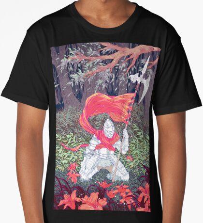 Collapse Long T-Shirt