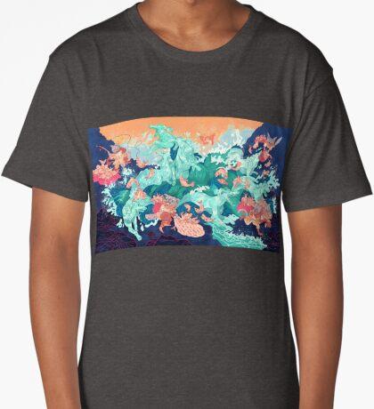 Ocean Thieves  Long T-Shirt