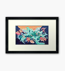Ocean Thieves  Framed Print