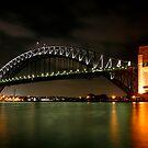Bridged by Night by Andrew Bosman