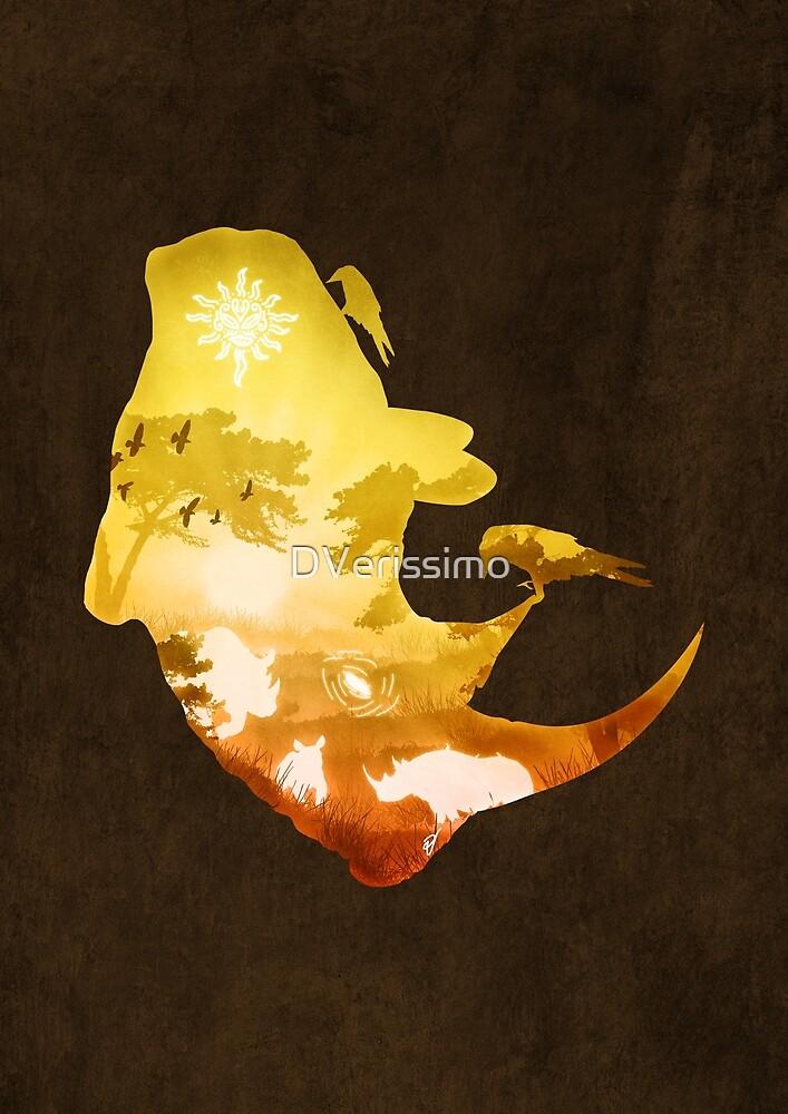 Sun Rhinos by DVerissimo