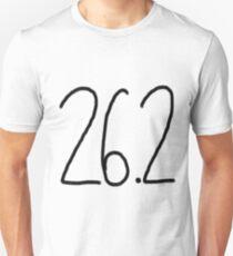 26.2 marathon sticker T-Shirt