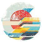 Digitaler Sonnenhorizont von Christopher Boscia