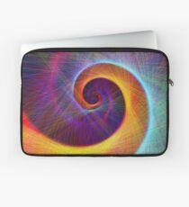 Fibonacci spiral, linify Laptop Sleeve