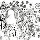 CHILD OF PEACE g w  by Gea Austen