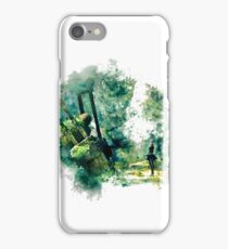 Nier Automata Painting iPhone Case/Skin