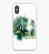 Nier Automata Painting iPhone Case