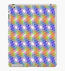 Psychedelic Pattern iPad Case/Skin