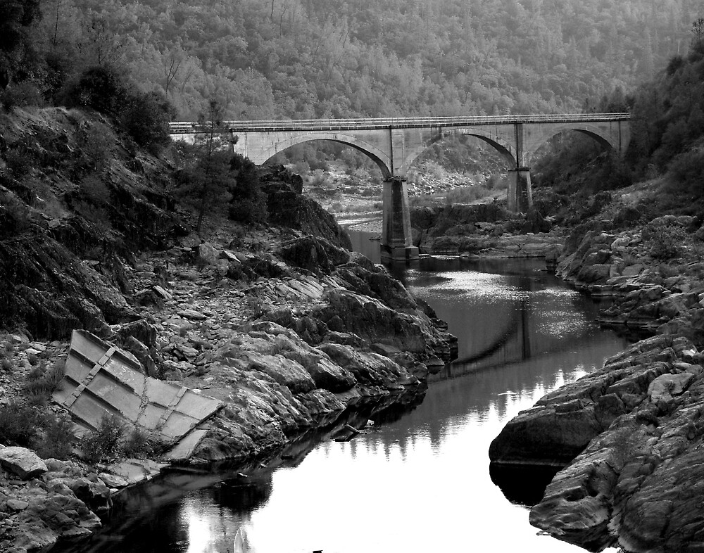American Bridge by Jon  Johnson
