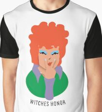 Endora - Witches Honor Graphic T-Shirt