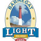 Barnegat Lighthouse by James & Laura Kranefeld