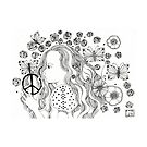 CHILD OF PEACE g w lg4 3 border 2 2 by Gea Austen
