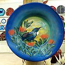 Tui on a Plate........!! by Roy  Massicks