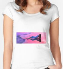 Mermaid Women's Fitted Scoop T-Shirt