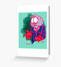 abi Greeting Card