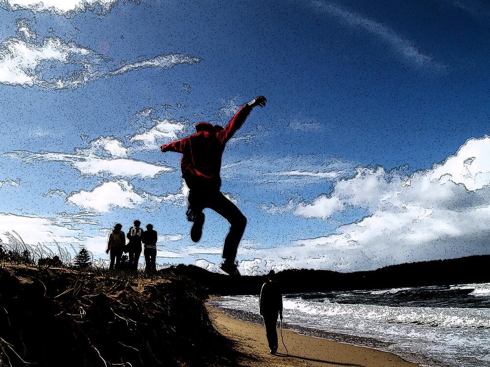 Sand Jumper by JBreeze