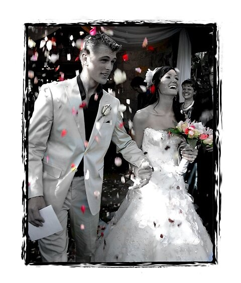 Wedding Blessings by Louise Lacante