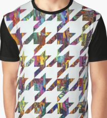 Which Came First, Galaga or Houndstooth? Graphic T-Shirt